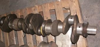 Коленчатый вал для двигателя CAT D333