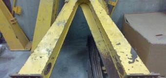 А-образная рама , треугольная рама , подкосная рама