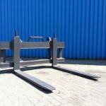 DIV, Palletvork hydraulisch 8 ton, Pallet vorken, New